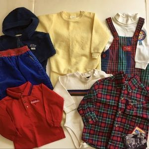 Oshkosh (12mo) Baby Boy Clothes Will Separate